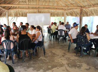 Ciudadanía de la zona rural hacen sus aportes al Plan de Desarrollo Riohacha Unida