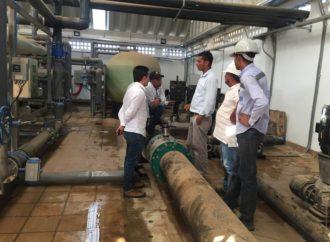 Pruebas en pozos de agua de la Comuna 10 arrojaron resultados positivos