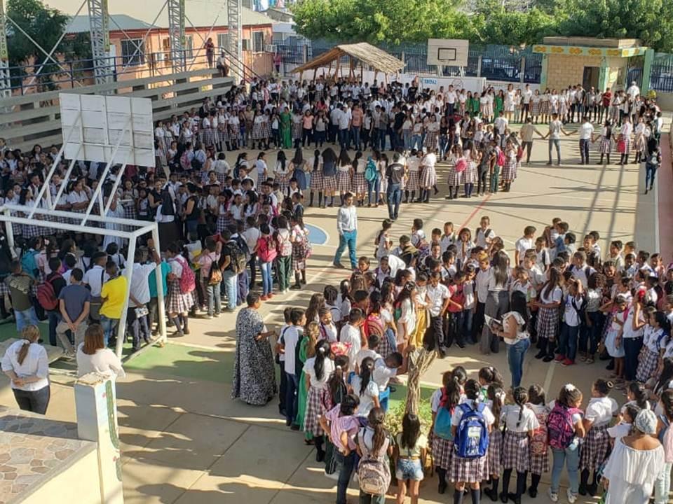 La Guajira inició calendario escolar conforme al resto del país