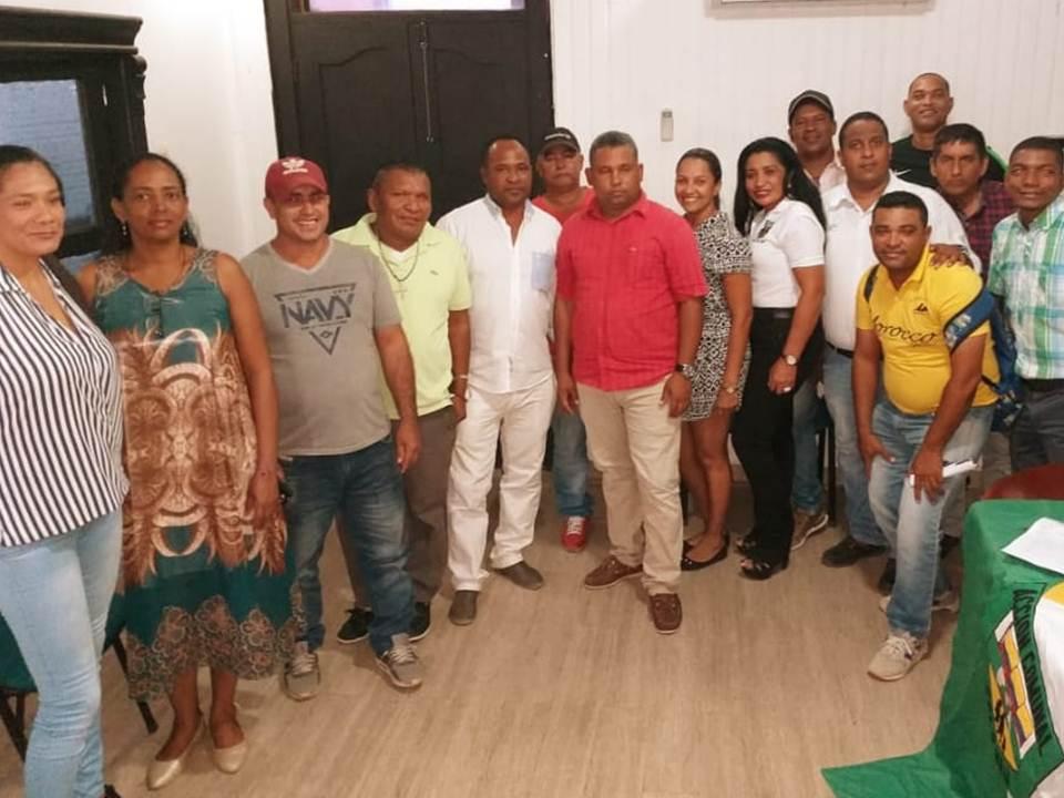 Crean Comité para la realización de los juegos comunales en Riohacha