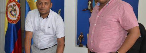 Freddy Sandoval Iguarán, nuevo Director Financiero del Distrito de Riohacha