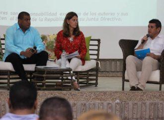 Alcalde Juan Carlos Suaza pidió a la vicepresidenta su apoyo para resolver problemáticas de servicios públicos en Riohacha