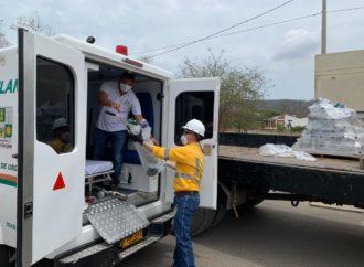 Cerrejón ha entregado 80.000 insumos médicos a los hospitales de La Guajira