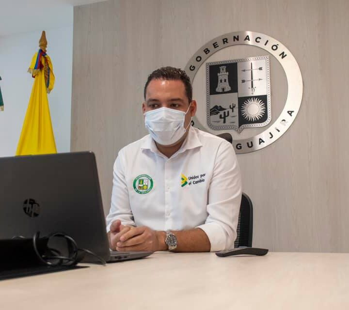 Abrir mayores canales de comunicación para establecer el origen de las amenazas recibidas por sectores políticos de La Guajira, anunció el gobernador Nemesio Roys al término de un consejo de seguridad extraordinario
