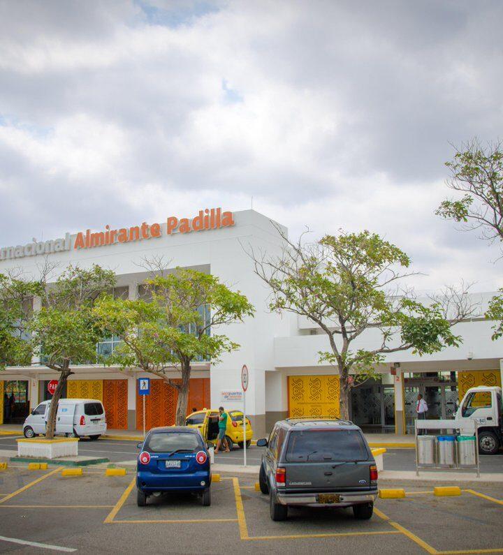 Mañana viernes 2 de octubre, se iniciarán los vuelos comerciales en el Aeropuerto Almirante Padilla de Riohacha