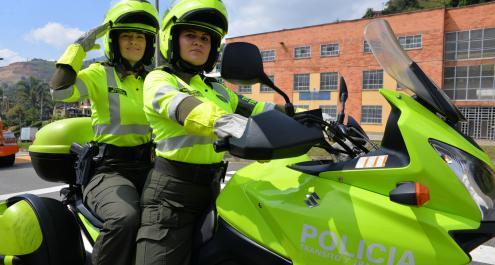 La ciudad de Riohacha tendrá un incremento de pie de fuerza policial y 10 agentes de tránsito de la Policía, desde los primeros días del mes de diciembre