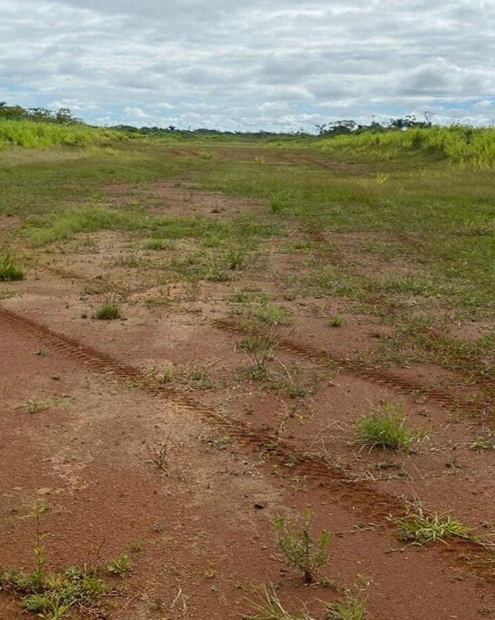 Dos pistas clandestinas destinadas para labores relacionadas con el narcotráfico, fueron destruidas por el Ejército, en labores efectuadas en el municipio de Uribia