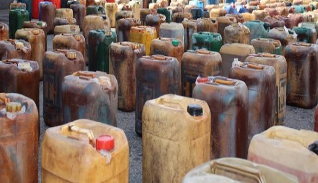 Cuatro miembros de la Policía fueron capturados en Maicao, sindicados de pertenecer a una banda de contrabando de combustible