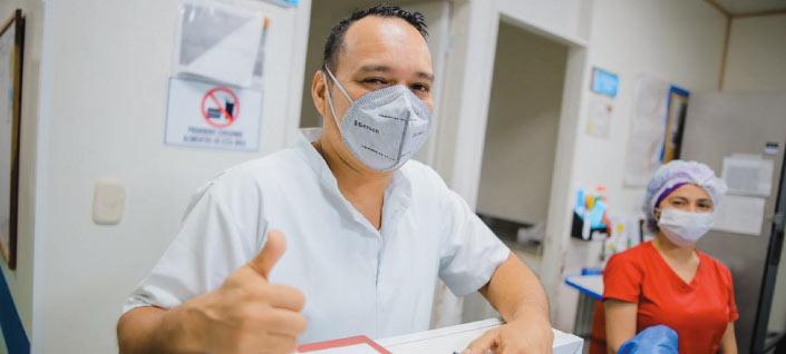 Gobierno Nacional sigue garantizando la calidad en salud para afiliados de tres EPS