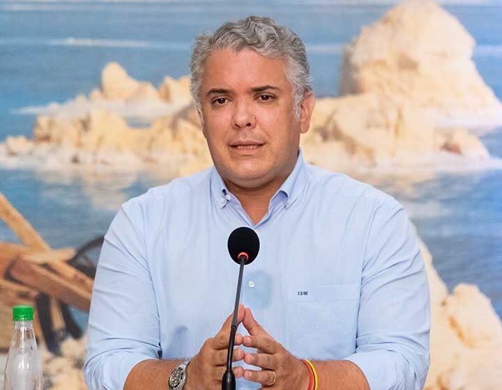 Presidente Duque invitó a los colombianos a aprovechar el tercer 'Día sin IVA' y 'El Gran Finde' sin aglomeraciones