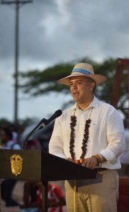 Presidente Duque cumple este viernes intensa agenda de trabajo en La Guajira