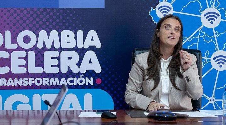 """""""Dejamos a Ecuador como nuevo presidente de la CEPAL y sabemos que harán un trabajo impecable para sacar adelante a nuestra región con más TIC"""": ministra Karen Abudinen"""