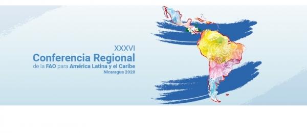 Colombia participó en el 36° periodo de sesiones de la Conferencia Regional de la FAO