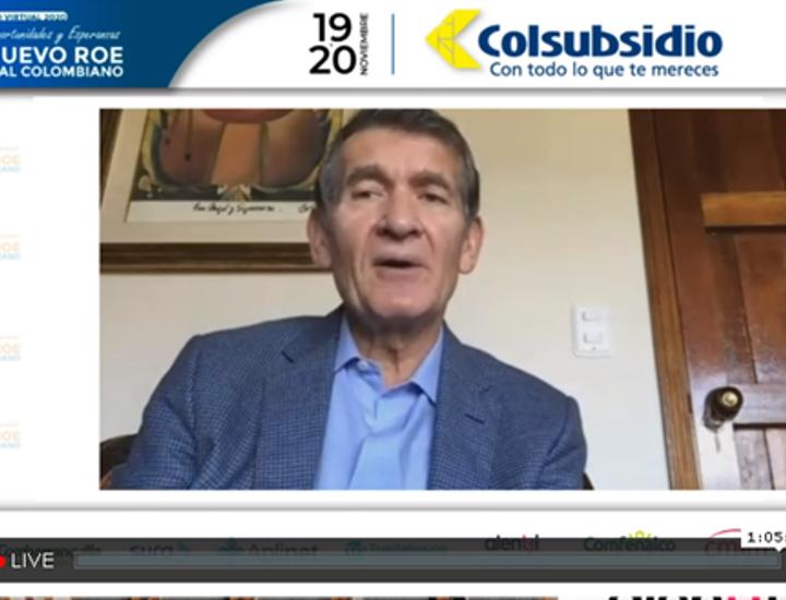 """""""Agradecemos a Acoset el esfuerzo por mantener los puestos de trabajo"""": ministro Ángel Custodio Cabrera"""