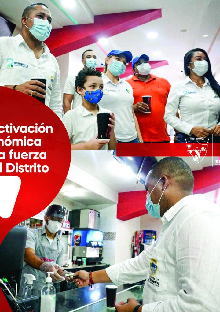 Se reactivan las salas de cine en el Distrito de Riohacha