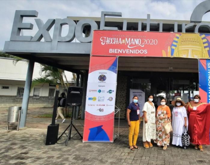 Emprendedores del Programa Semillas de la gobernación de La Guajira