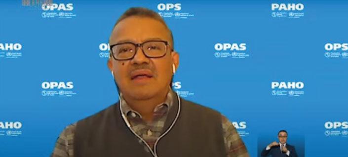 OPS destacó Plan Nacional de Vacunación de Colombia