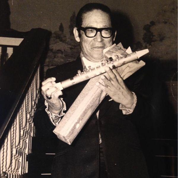 MinCultura conmemora 109 años del natalicio del maestro y compositor, Lucho Bermúdez