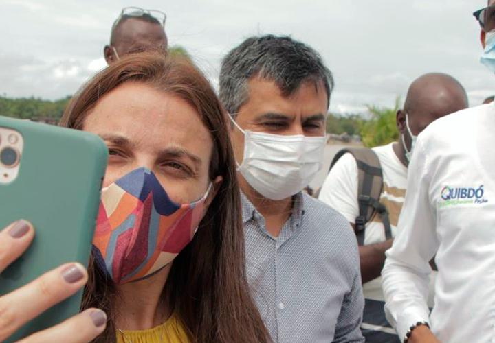 Colombia fortalece su política pública de vigilancia preventiva de las telecomunicaciones, anuncia la ministra Karen Abudinen