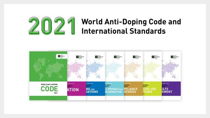 El nuevo Código Mundial Antidopaje ya entró en vigencia