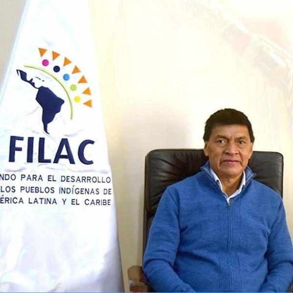 Líder indígena colombiano asume la secretaría técnica del Fondo para el Desarrollo de los Pueblos Indígenas de América Latina