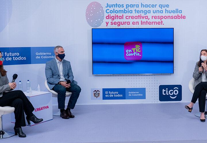 Ministerio TIC y Tigo se unen para prevenir los riesgos de niños, niñas y adolescentes en Internet
