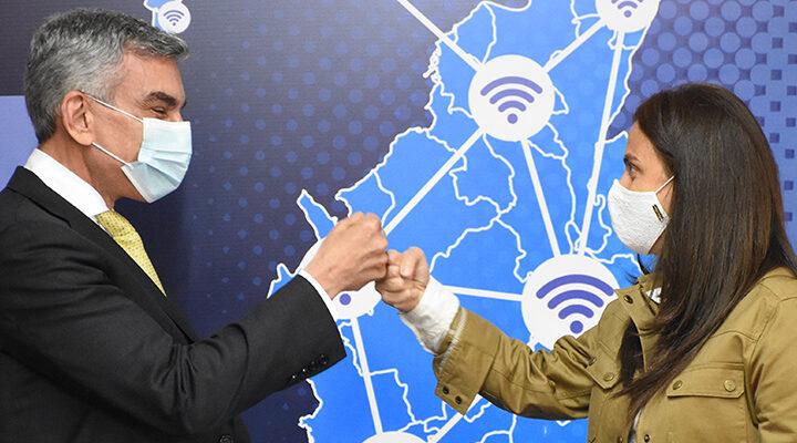 Walid David es el nuevo viceministro de Conectividad del Ministerio TIC