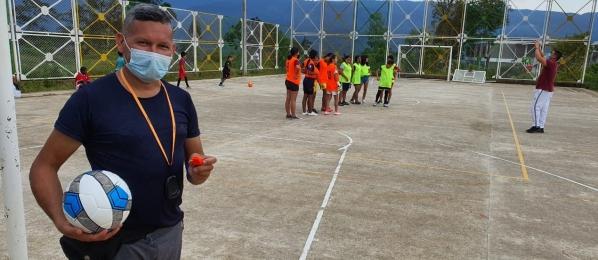 Cancillería entrega dotación deportiva y cultural a las Casas Lúdicas del Programa Integral Niños, Niñas y Adolescentes con Oportunidades