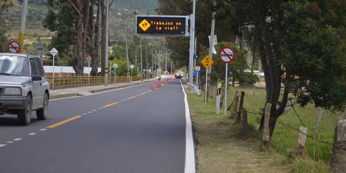 Arranca contrato para mejorar la seguridad en más de 2400 kilómetros de la red vial nacional