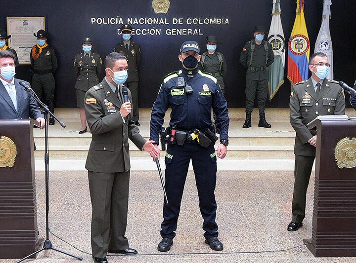 Mindefensa anunció puesta en marcha del Plan integral de innovación, transparencia y efectividad del servicio de la Policía Nacional