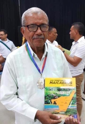 Falleció el historiador samario Luis Guillermo Burgos