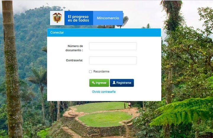 plataforma virtual para la expedición de la Tarjeta de Guía de Turismo
