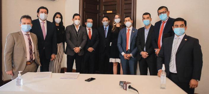 Se radicó proyecto para ajustar el sistema de salud colombiano