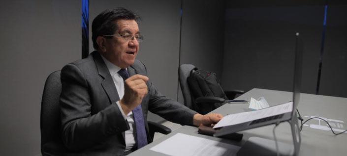 """""""Buscamos restringir la velocidad de contagio"""": Minsalud"""