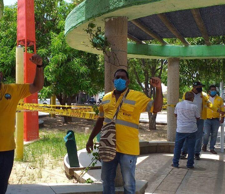 La Guajira se vinculará a la marcha nacional contra la reforma tributaria