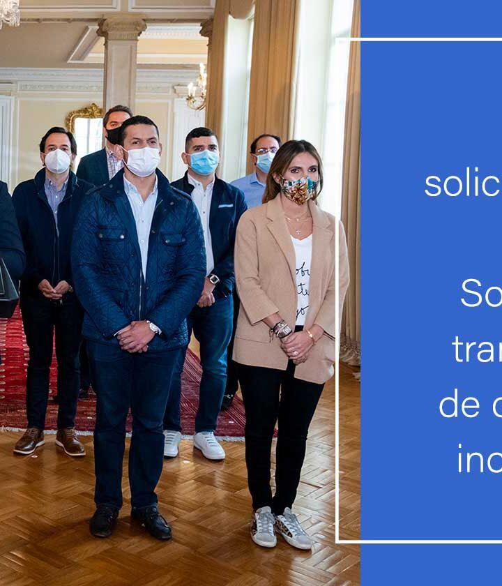 Presidente Duque le solicita al Congreso retirar el proyecto de ley de Solidaridad Sostenible y tramitar uno nuevo, fruto de consensos y que evite incertidumbre financiera
