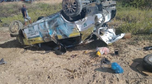Tres muertos y dos heridos en accidente de tránsito en La Guajira
