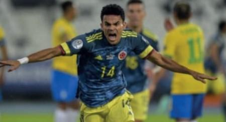 Golazo de Luis Díaz, el mejor de la Copa