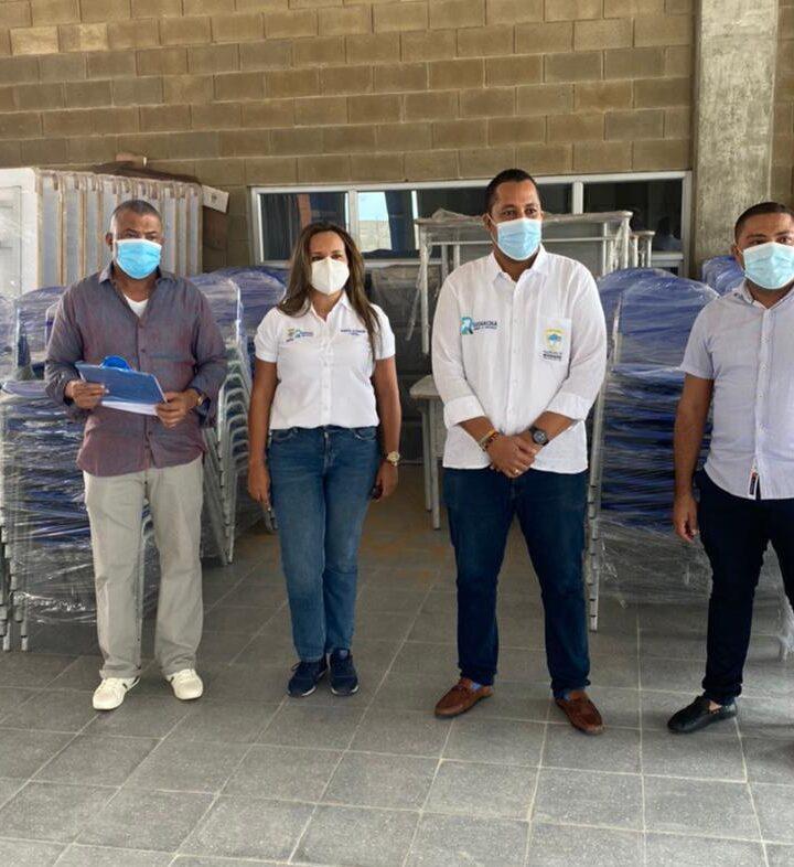 Inversiones para regreso a clases en Riohacha