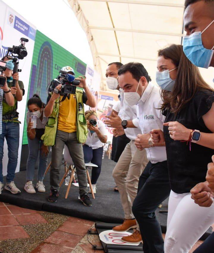 Más de 93 mil millones de pesos invierte el Mintic en La Guajira