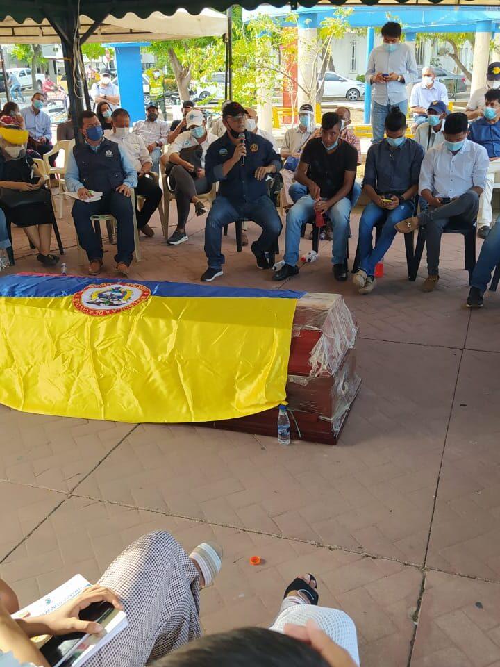Audiencia pública del Congreso por huelga de hambre en La Guajira