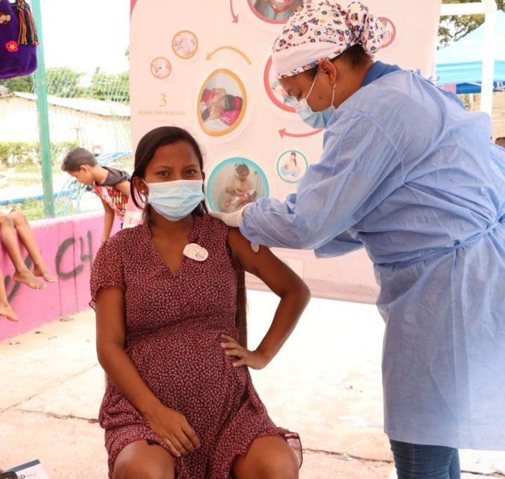 Jueves y viernes: vacunación contra la covid19 con Pfizer