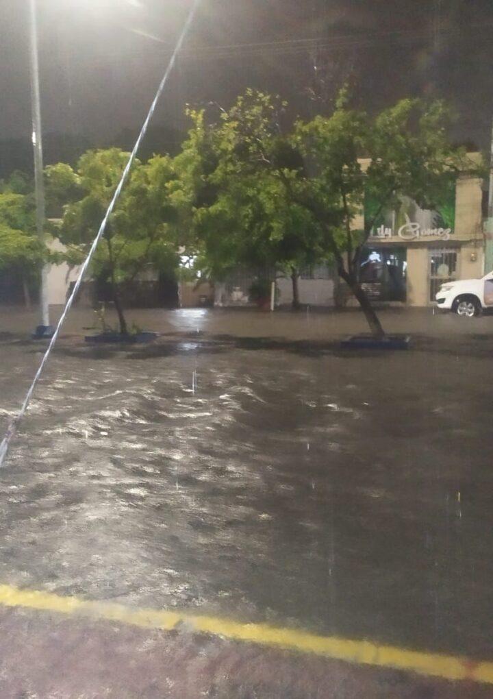 Ocho barrios: los más afectados por lluvias de las últimas horas en Riohacha
