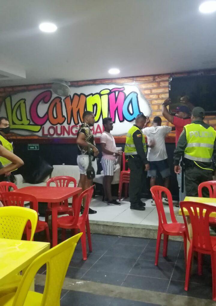 43 capturados durante el fin de semana en La Guajira