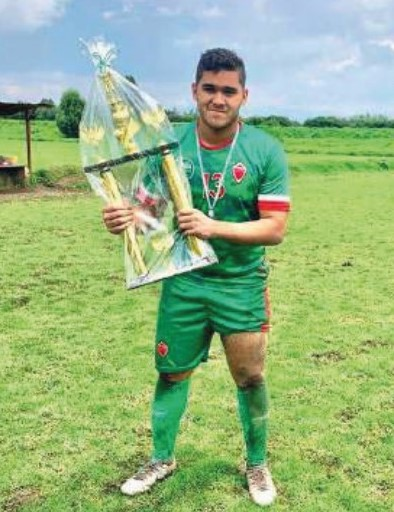 Fredy Quintero, un futbolista guajiro en desarrollo