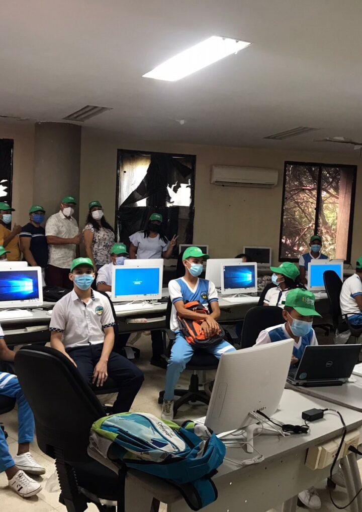 Multinacional Cerrejón socializó su plan de manejo ambiental con jóvenes del municipio de Barrancas